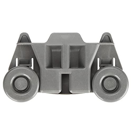 Rodillo para lavavajillas, Piezas para lavavajillas Material plástico ABS lavavajillas Reemplazo del Rodillo para lavavajillas
