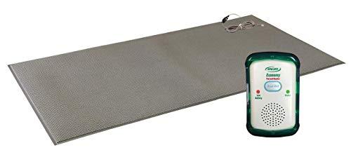Floor Mat Exit Alarm for Elderly Fall Prevention & Anti-Wandering - Economy System