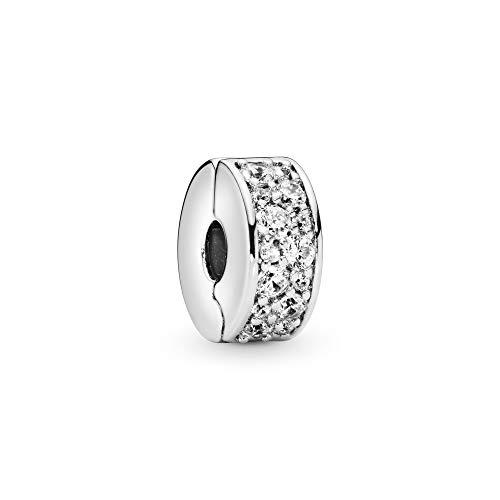 Pandora Bead Charm Donna Argento - 791817CZ