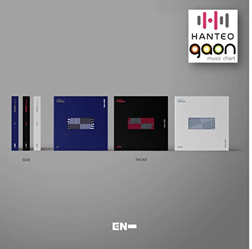 Enhypen - Border : Carnival [Up + Hype + Down Full Set ver.] [Pre Order] 3CD+3Photobook+3Folded Poster+Others with Tracking, Extra Decorative Stickers, Photocards