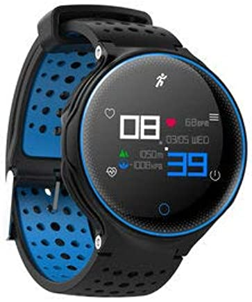 Amazon.com: Microwear X2 Plus 1.04inch IP68 Heart Rate ...