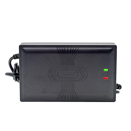 THV -Cargador Batería Litio 60V5A, Batería Adaptador Alimentación CA De Scooter De Salida 71,4 V, Utilizada Scooter Eléctrico Inteligente Equilibrio Hoverboard, Varias Especificaciones,A