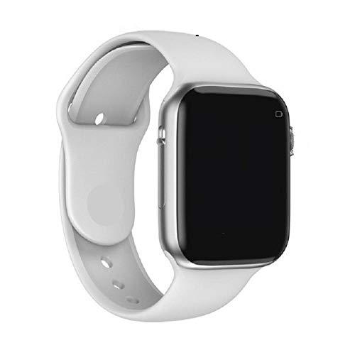 NUNGBE Relojes Inteligentes Relojes Inteligentes para Hombres y Mujeres, Monitor de Ritmo cardíaco ECG Monitor de Actividad de Moda para Apple iOS Android-Colorful