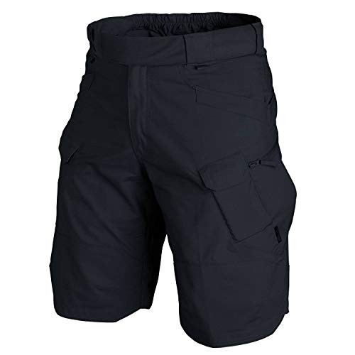 Helikon-Tex Urban Tactical Shorts 11 - Polycotton Ripstop, blau, 35 Inches-37 Inches (Large)