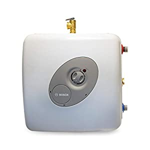 Bosch Electric Mini-Tank Water Heater Tronic 3000 T 7-Gallon (ES8) – Eliminate Time for Hot Water – Shelf, Wall or Floor…