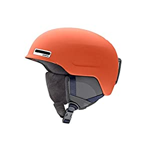 Smith Optics Maze Asian Fit Adult Snow Helmet (Matte RED Rock, Large 63-67CM)