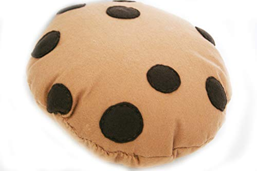 Chocolate Chip Cookie Cushion/Pillow/Plush Biscuit