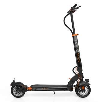 Driveman City E-Scooter mit Straßenzulassung Elektro Roller 500 Watt bis 20 km/h (Orange) - 3
