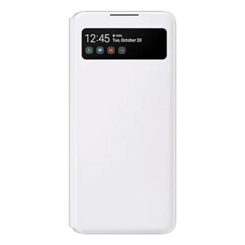EF-EA426PWE - Funda para Samsung Galaxy A42, Color Blanco