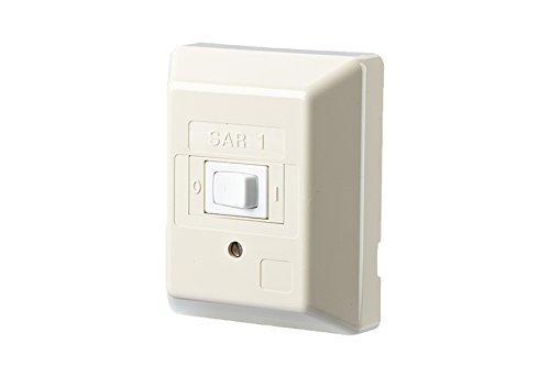 METZ Connect SAR 1 - Leistungsrelais (Weiß, -5-55 °C, 32-80 V, 250 V, 65 x 27 x 80 mm)