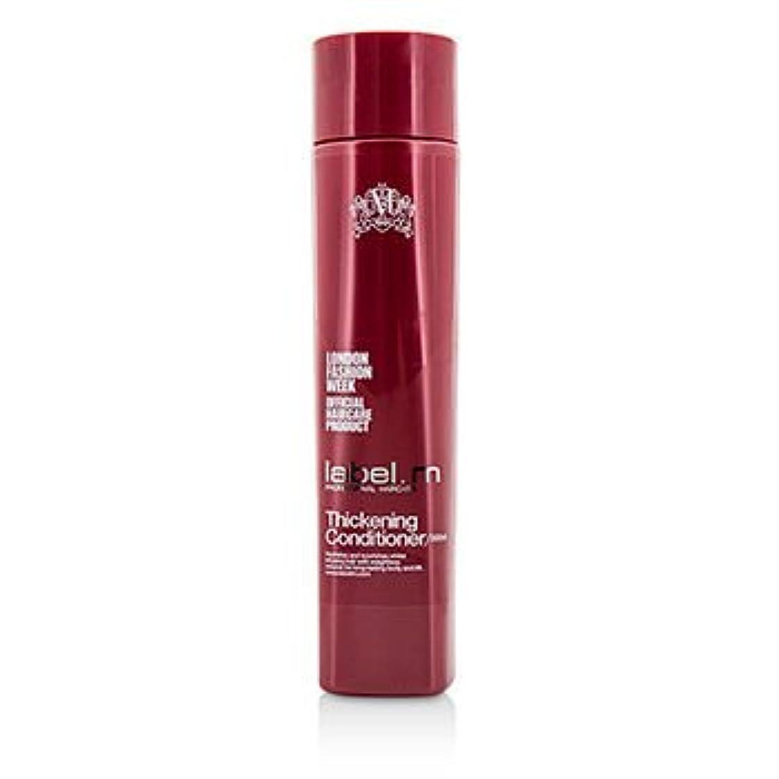 正統派しつけ頭痛[Label.M] Thickening Conditioner (Hydrates and Nourishes Whilst Infusing Hair with Weightless Volume For Long-Lasting Body and Lift) 300ml/10oz