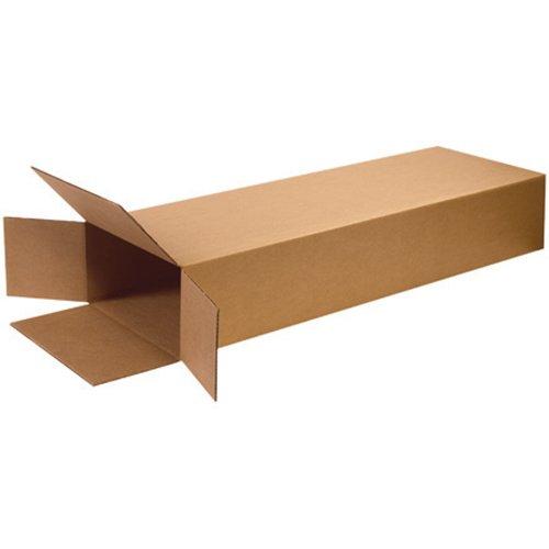 Aviditi HD18645FOL Side Loading Corrugated Box, 18' Length x 6' Width x 45' Height, Kraft (Bundle of 5)