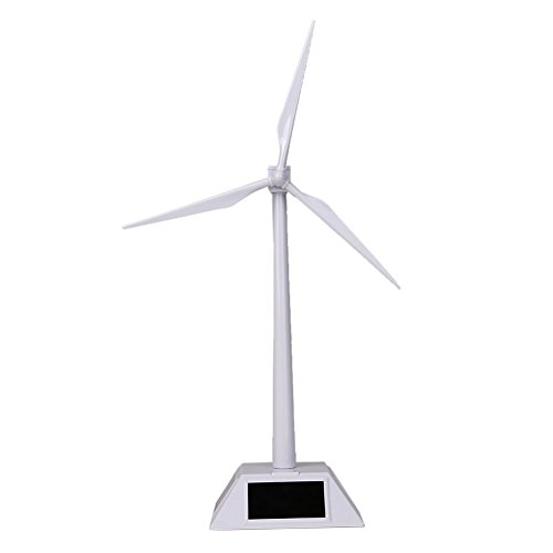 New Children's Educational DIY Solar Toys Solar Power Kits Novelty Assembly Solar Windmill for Child Birthday Gift