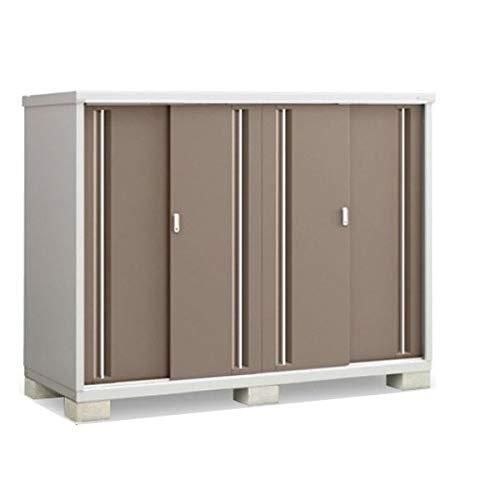 イナバ物置 MJX/シンプリー MJX-219D 全面棚タイプ 『屋外用収納庫 DIY向け 小型 物置』 TB(ティンバーブラウン)