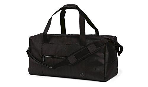 BMW Original Main Kollektion handliches Reise Duffle Sporttasche in schwarz 80222454680