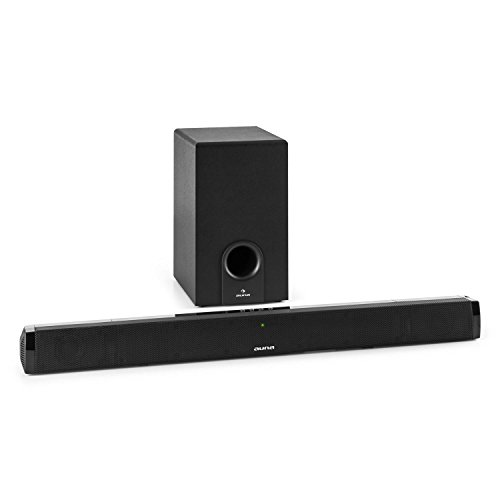 AUNA Areal Bar 550 - Soundbar Stereo,...