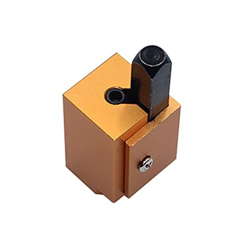 Herramientas de cincel de esquina de alta precisión de corte rápido Bisagra de esquina de madera cincelado herramienta para cuadrado bisagra hueco