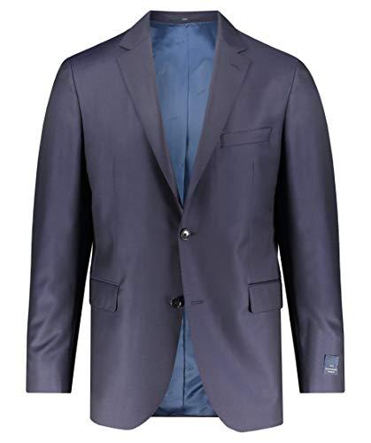 EDUARD DRESSLER Herren Sakko Shaped Fit blau (296) 58