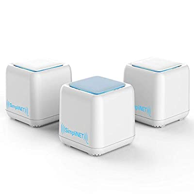 SimpliNET Whole Home Mesh WiFi System