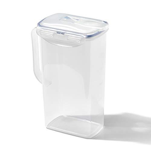 iSi Lock & Lock HPL733 - Jarra de plástico con Tapa (1,5 litros)