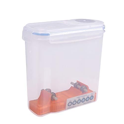 WZCXYX 3D-Druckerzubehör Verbrauchsmaterial Aufbewahrungsbox PLA/ABS/PVA Nylon Trockenbox Materialbox Feuchtigkeits- Und Staubdichter Schutz(Size:klein)