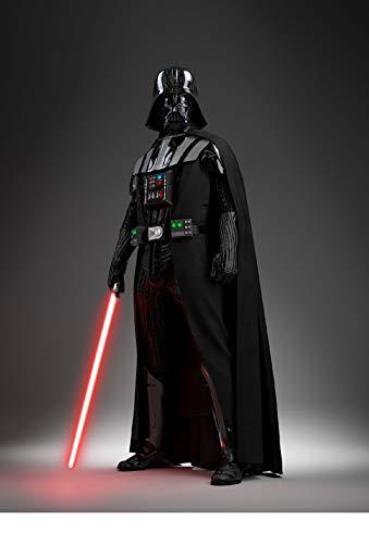 Sticker Kinder – Riesen-Tapete Darth Vader Star Wars – 150 x 100 cm