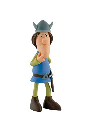 Bullyland 43159 - Spielfigur, Wickie und die starken Männer, Tjure, ca. 8 cm