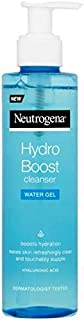 Neutrogena Hydro Boost Cleansers Water Gel 200 ml, Pack of 1