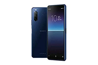 Sony Xperia 10 II XQ-AU52 128GB 4GB RAM International Version - Blue