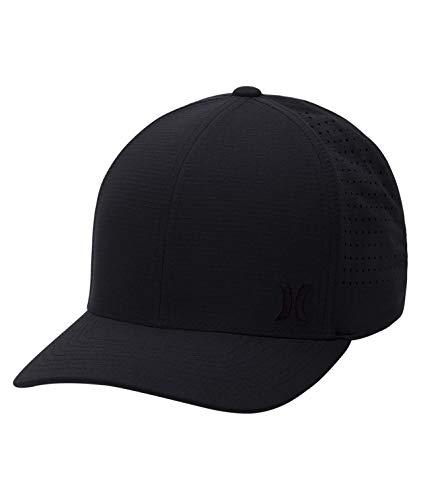 Hurley Phantom Ripstop Cappello in Khaki//Nero
