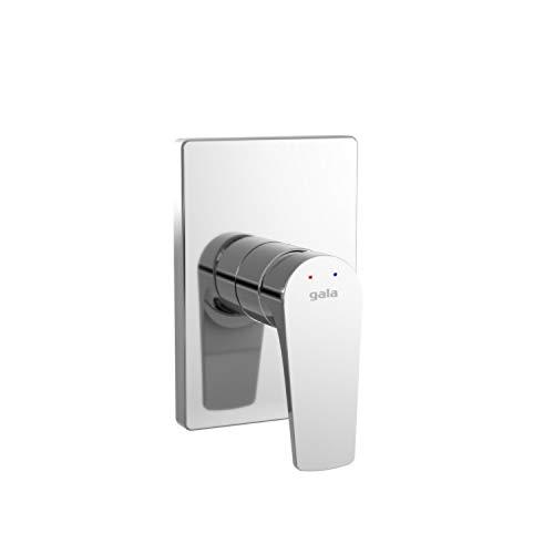 Grifo monomando empotrado para ducha, colección Lora, 15 x 10 x 9,7 centímetros, acabado metálico (referencia: 3997700)