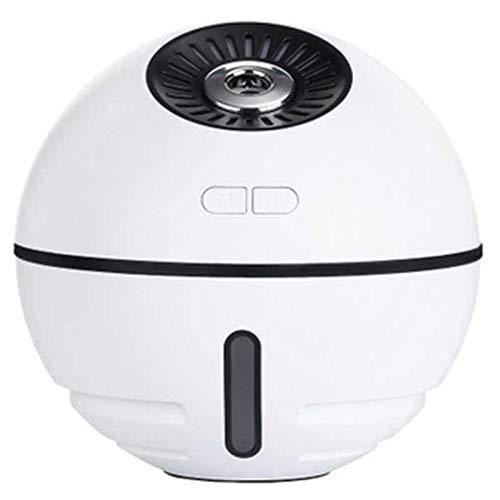WOVELOT Space Ball Humidificador Cuatro en MultifuncióN EnergíA MóVil Ventilador Peque?O