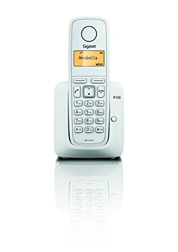 Gigaset A120 - Teléfono Inalámbrico
