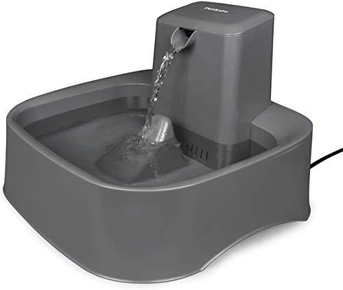 Petsafe Drinkwell Fuente De Agua para Perros Y Gatos De 7,5 litros, Ideal para Perros De Raza Grande Y Casas con Muchas Mascotas
