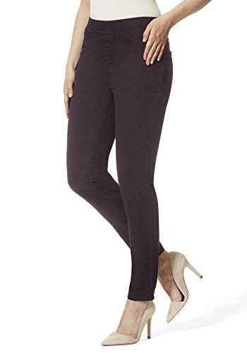 STOOKER Florida Damen Sommer Slim Stretch Jeans leichte Hose (44 (34/30), 3232 - Russet Red)