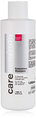 HNC Extensions Shampoo - care your hair, 1000 ml