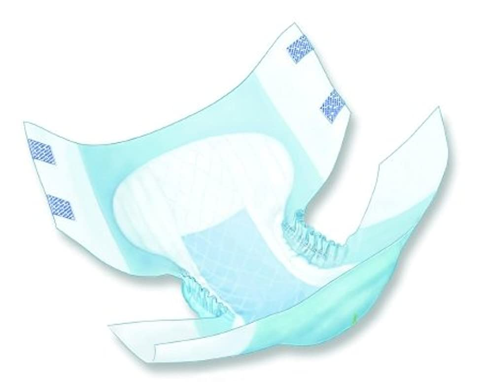 COVIDIEN/MEDICAL SUPPLIES WINGS ADULT QUILTED BRIEFS HEAVY ABSORBENCY Diaper, Quilted, X-Large, 15/bg, 4 bg/cs