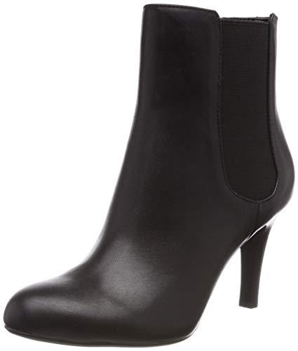 Buffalo Damen Avery Chelsea Boots, Schwarz (Black 000), 39 EU