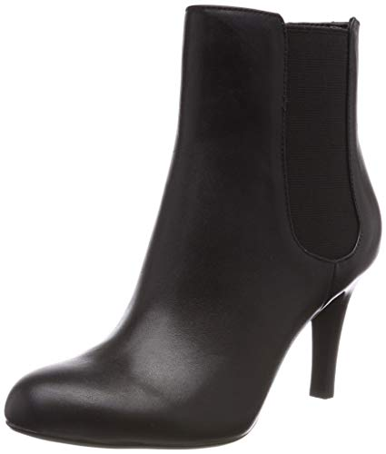 Buffalo Damen Avery Chelsea Boots, Schwarz (Black 000), 37 EU