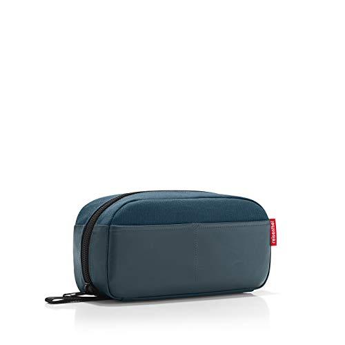 Reisenthel Travelcase Trousse à Maquillage 26 cm, Canvas Blue. (Bleu) - UW4061