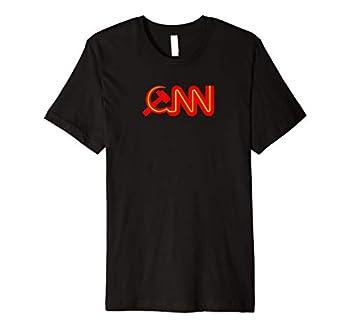 Communist News Network funny Fake News Premium T-Shirt