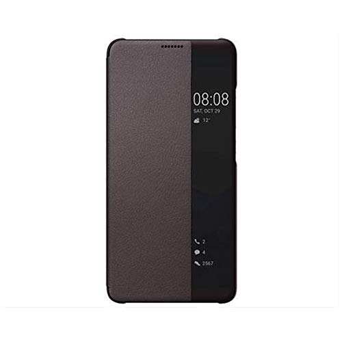 Huawei Mate 10 View Cover Case - Brown