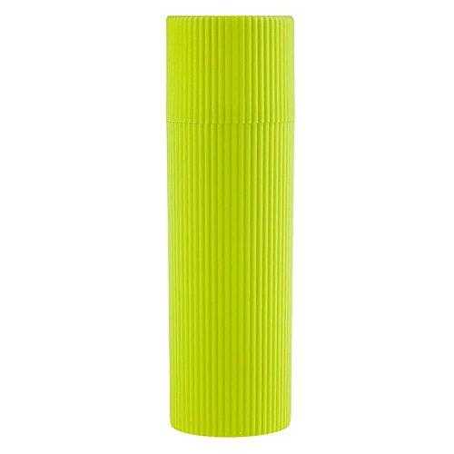 VANKER Plastique Tasse de Voyage Rangement pour Sports de Plein Air Voyage Vert