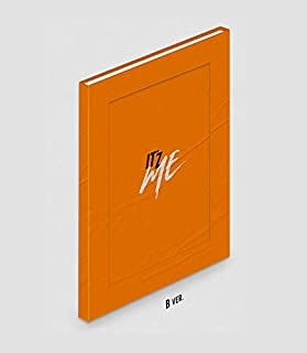 JYP Ent ITZY - IT'Z ME [B ver.] Album+Pre-Order Benefit+Folded Poster+Extra Photocards Set