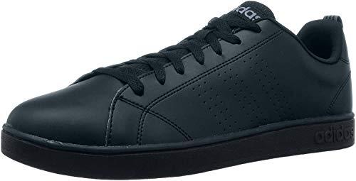 Adidas - scarpe Advantage Clean VS, nero/piombo, numero 47