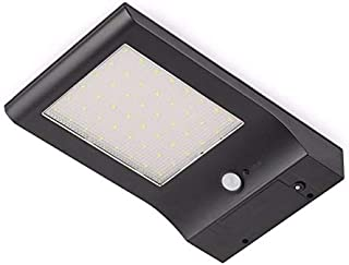 48 LED Solar powered Motion Sensor Outdoor Wall Garden light