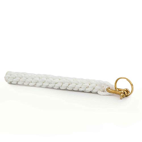 Five Oceans Nautical Braided Rope Keychain FO-3038