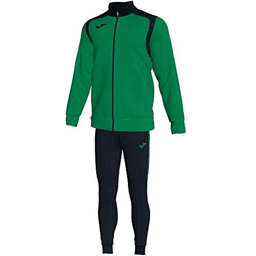 Joma Chándal Champion V 101267 Verde-Negro Fashion Chándal, 101267_451_XL, Verde-Nero, X-Large