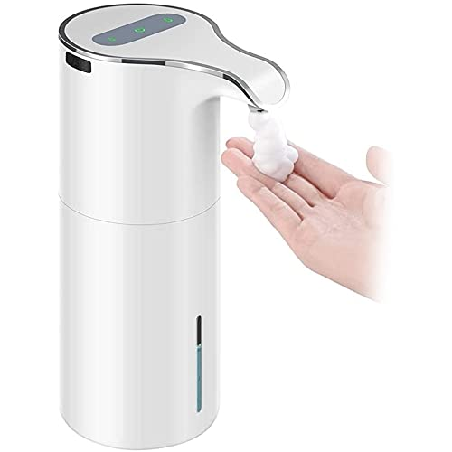 LiSh-EC Dispensador automático de jabón dispensador de espuma sin contacto 450Ml