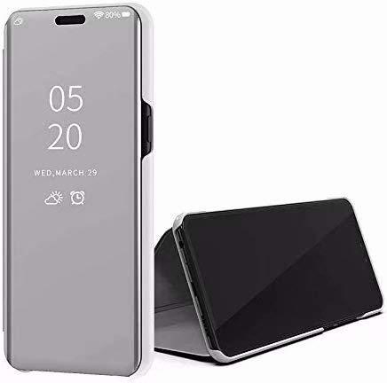 sigua Funda Compatible para Huawei P9 Lite, con Huawei P9 Lite Cristal Templado[1 Piezas],360 °de Protection Carcasas Huawei P9 Lite Impermeable.Plateado